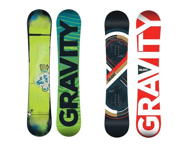 Snowboardová prkna