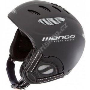Lyžařská helma Mango Cusna Free černá mat