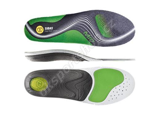 Vložky do bot Sidas 3 Feet Activ MID