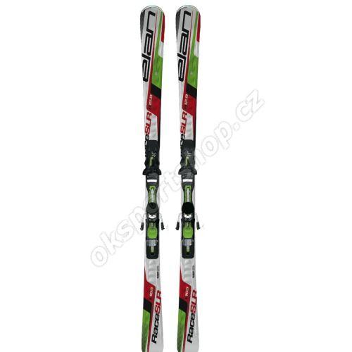 Sjezdové lyže Elan SLR Waveflex QT+ EL10 13/14
