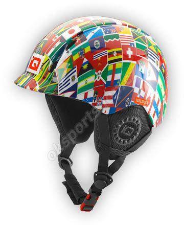Lyžařská helma IQ Globetrotter JR 52 - 55