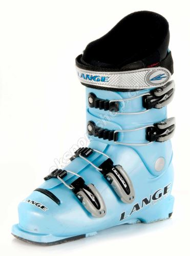 Sjezdová obuv Lange COMP 60 Team Crazy blue vel. 24,5