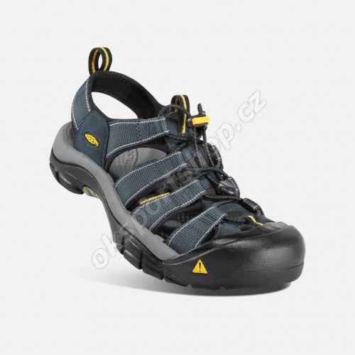 Sandále Keen Newport H2 M Navy/medium gray