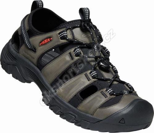 Sandále Keen Targhee III Sandal M Grey/black