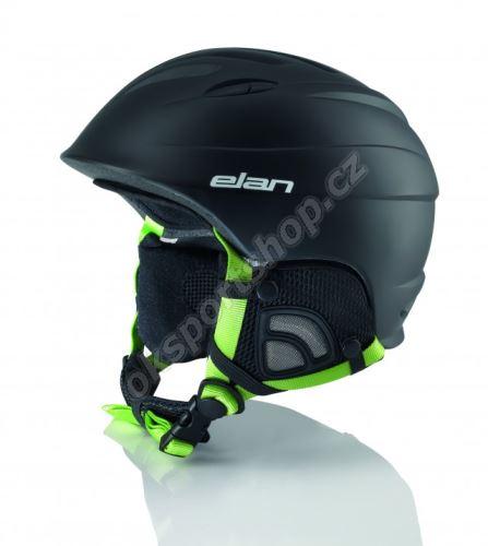 Lyžařská helma Elan Waweflex Black 54 - 58