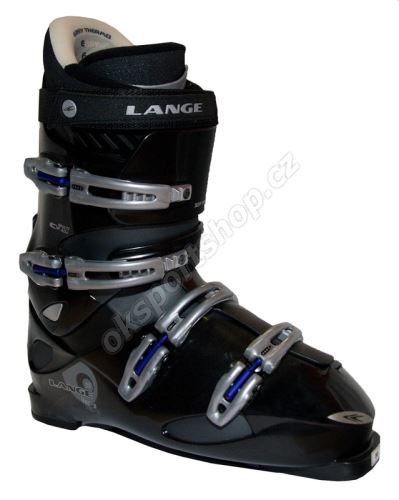 Sjezdová obuv Lange VEC-S 50 Black