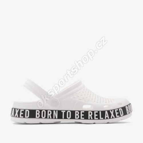 Sandále Coqui Lindo 6413 White/black BTBR