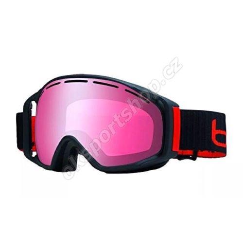 Lyžařské brýle Bollé Gravity 21032 Matte Black Vermillon Gun
