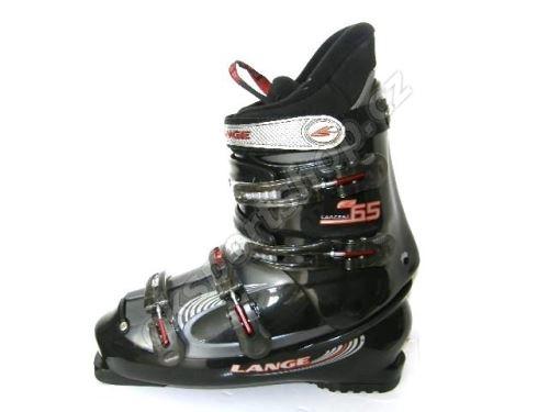 Sjezdová obuv Lange CONCEPT 65 Black