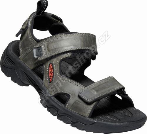 Sandále Keen Targhee III Open Toe Sandal M Grey/black