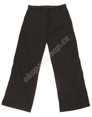 Kalhoty Makalu černá
