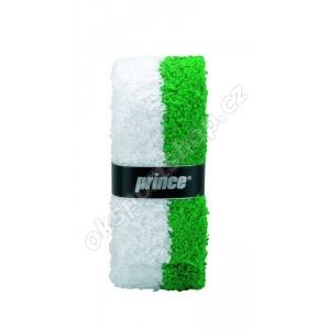 Grip Prince badminton froté White-Green
