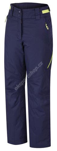 Kalhoty Hannah Puro Peacoat (green)