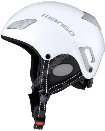 Lyžařská helma Mango Wind Free bílá mat