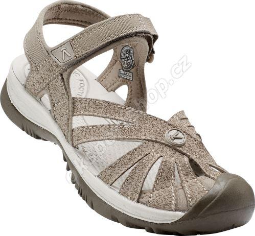 Sandále Keen Rose Sandal W brindle/shitake