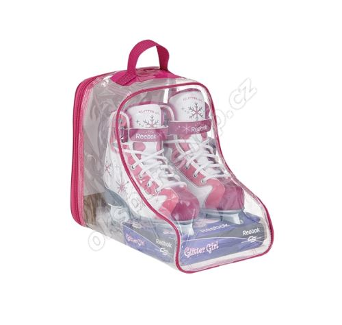Brusle Reebok Glitter Girl Rec skate 36
