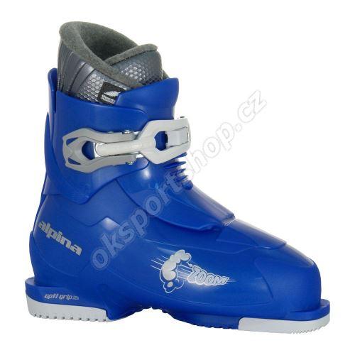 Sjezdová Obuv Alpina 3D31 Zoom Blue 195