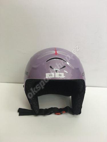 Lyžařská helma Cebe 1110 - fialová 54 cm