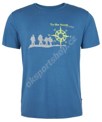 Tričko Kilpi North-M BLU modrá