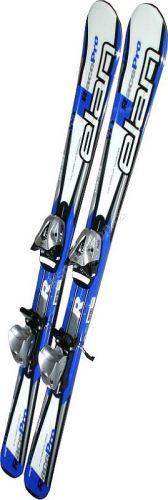 Sjezdové lyže Elan Race Pro blue/white JR 110