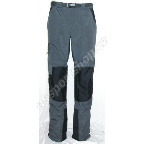 Kalhoty Defender šedá