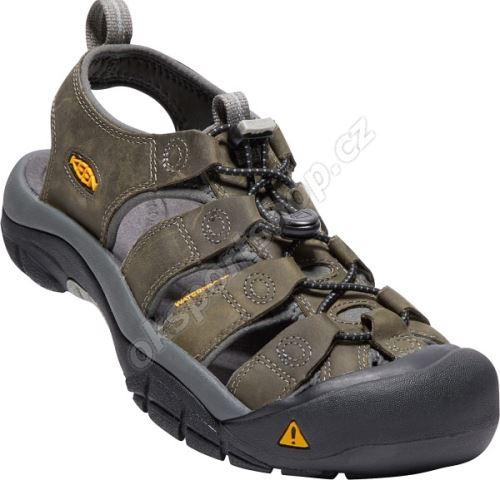 Sandále Keen Newport M Neutral gray/gargoyle