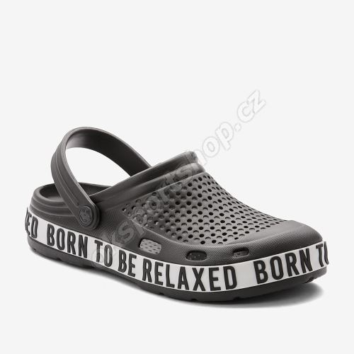 Sandále Coqui LINDO 6403 Black/white BTBR