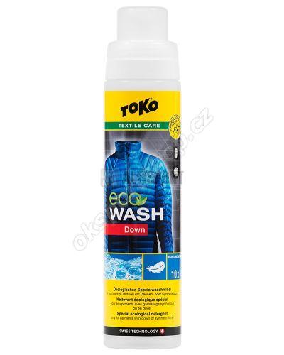 Prací prostředek Toko ECO Down wash 250ml