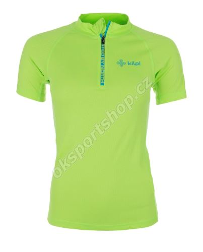 Tričko Kilpi Raffaela LGN sv. zelená