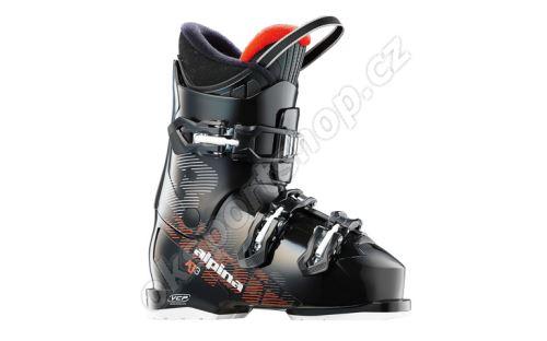 Sjezdová Obuv Alpina 3E30-1 AJ3 Black/Red