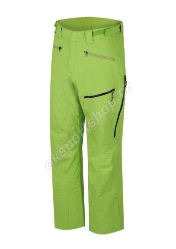 Kalhoty Hannah Gibson Lime green