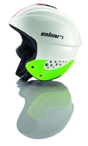 Lyžařská helma Elan Race Pro White 48-51cm 17/18