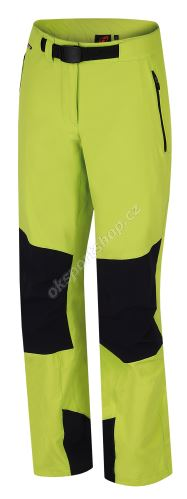 Kalhoty Hannah Messi Lime punch/anthracite