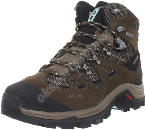 Obuv Salomon Discovery GTX W Absolute brown