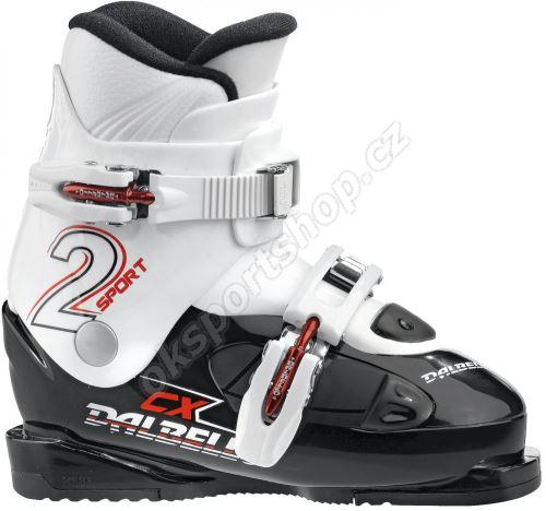 Sjezdová Obuv Dalbello CX 2 JR Black-White