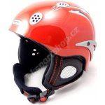 Lyžařská helma Mango Minisnow červená 49-52