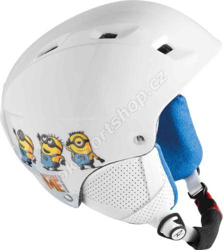 Lyžařská helma Rossignol Comp J Minions