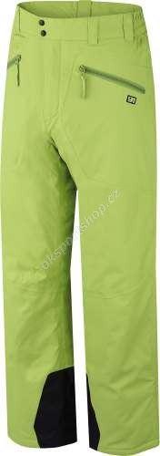 Kalhoty Hannah Zappa II. Macaw green XL