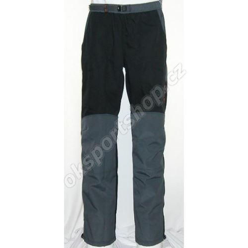Kalhoty Trek černá
