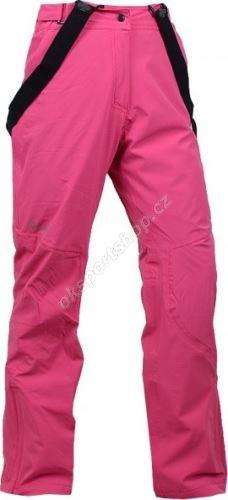 Kalhoty Kilpi Jutila Pink 36