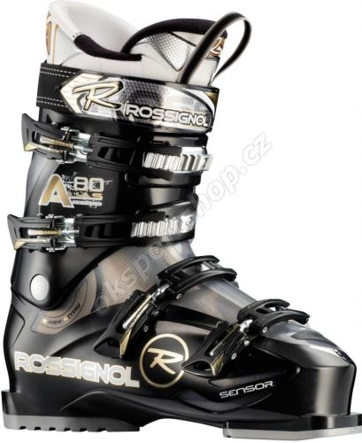 Sjezdová Obuv Rossignol Alias Sensor 80 Black-Trp.