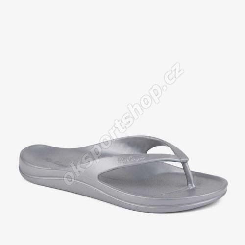 Žabky Naitiri 1330 Silver grey