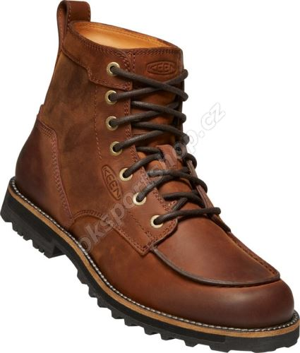 Obuv Keen THE 59 MOC Boot M Brown