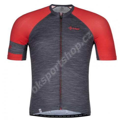 Cyklistický dres Kilpi Selva-M RED