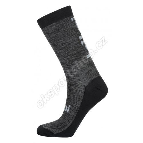 Ponožky Kilpi Boreny-U černá
