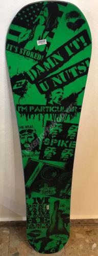 Snowboard Elan Spike Green 154