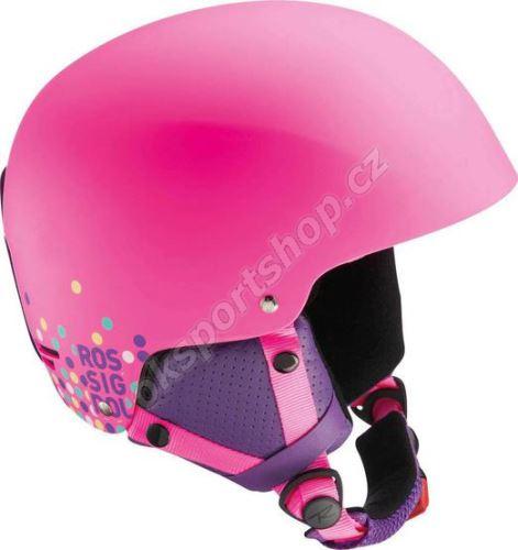 Lyžařská helma Rossignol Sparky Pink M/L (53-57)