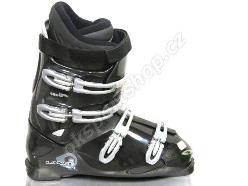 Sjezdová obuv Lange VEC-S 40 Black
