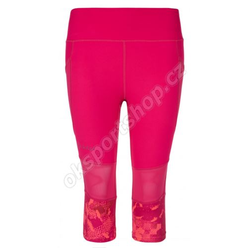 Kalhoty Kilpi Solas-W růžová