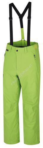 Kalhoty Hannah Grant Lime green